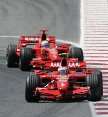 F1第4戦 スペインGP決勝