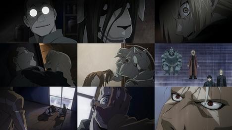 鋼の錬金術師 FULLMETAL ALCHEMIST 第4話「錬金術師の苦悩」
