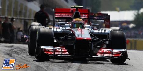 F1ハンガリーGP予選