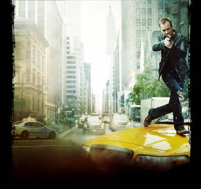 『24シーズン8』 ロスとニューヨークが舞台