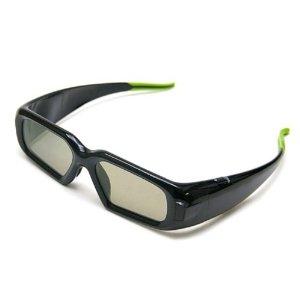 3D対応の専用メガネ