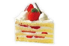 シェイプパズル ショートケーキ