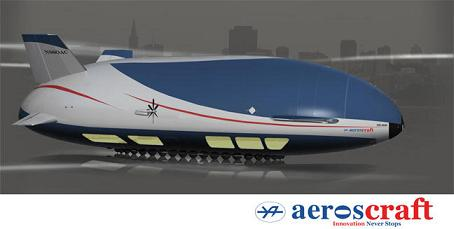空の豪華客船 Aeros ML866