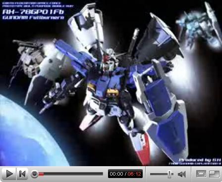 「Gundam Mod 3.0」