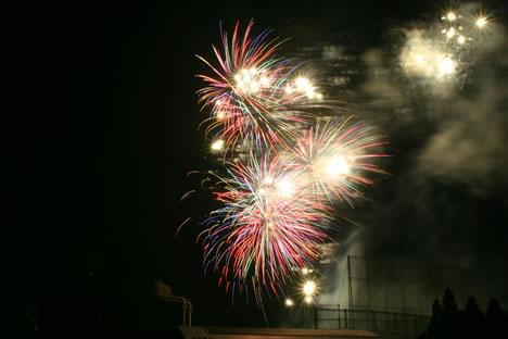 神宮花火大会