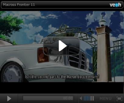 マクロスF(フロンティア)第11話「ミッシング・バースデー」