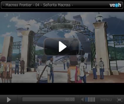 マクロスF(フロンティア)第4話「ミス・マクロス」