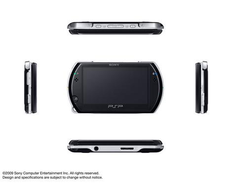 PSP2 じゃなかった〜PSP go